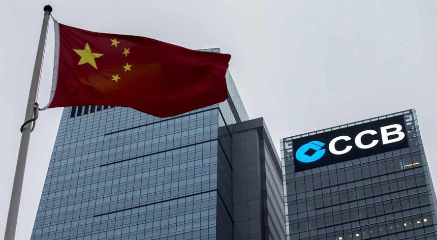 China Construction Bank, em Hong Kong