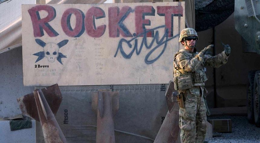 Tropas norte-americanas no Iraque