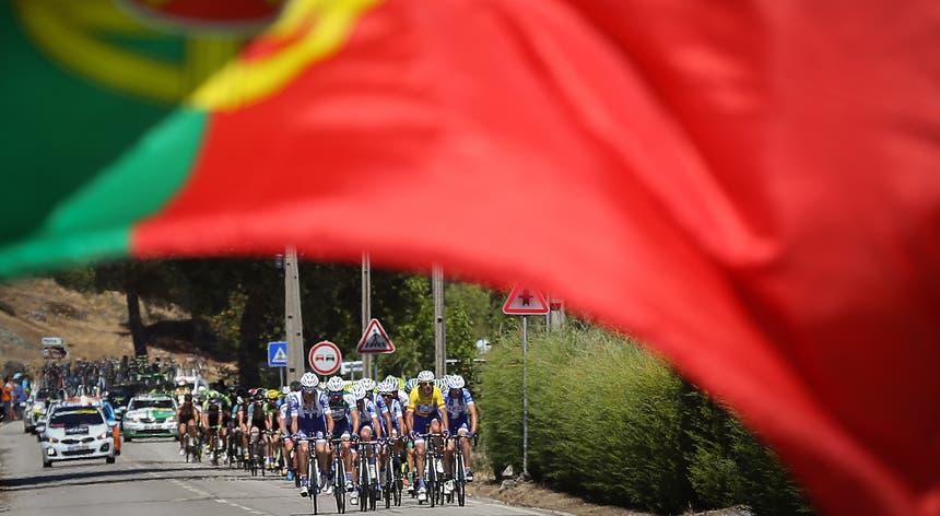 A Volta a Portugal em bicicleta terminará este ano em Fafe