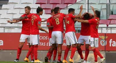 Benfica- Moreirense, a I Liga em direto
