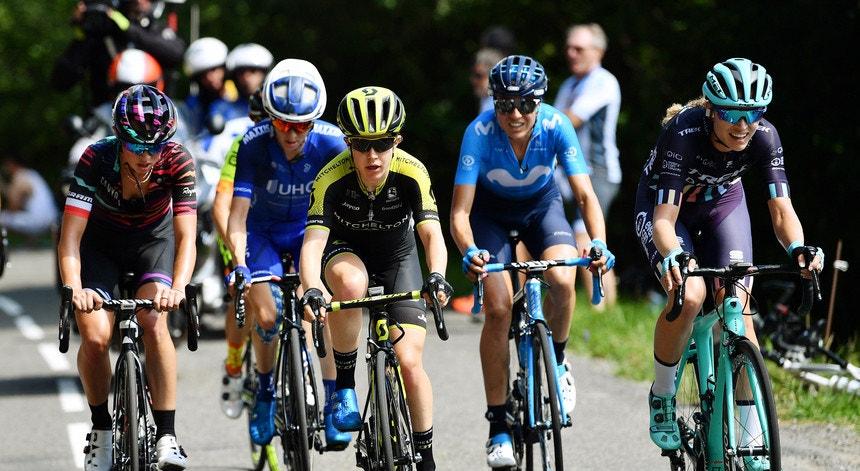 As dificuldades esperam as ciclistas na primeira edição da Volta a França em bicicleta
