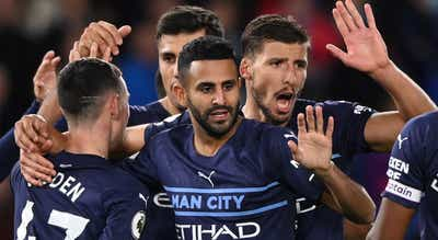 Manchester City vence em Brighton