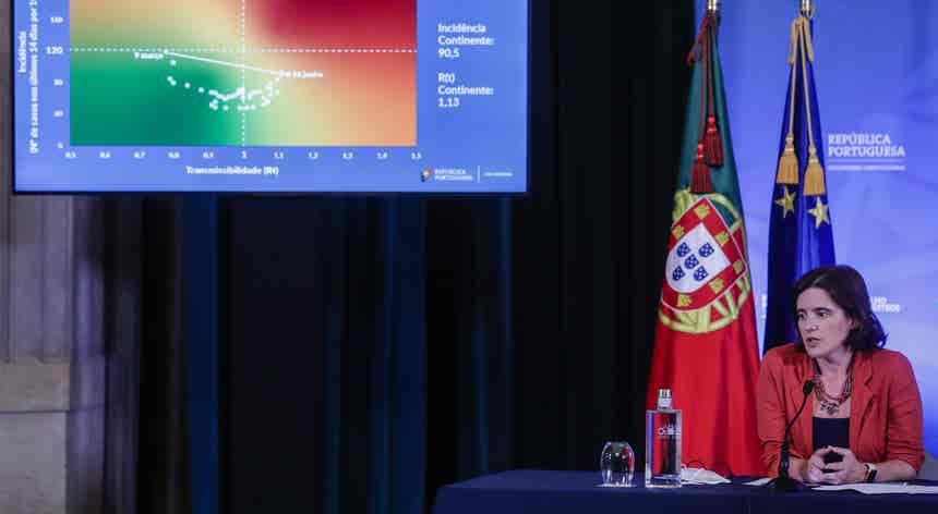 Governo decidiu vedar Área Metropolitana de Lisboa ao fim de semana