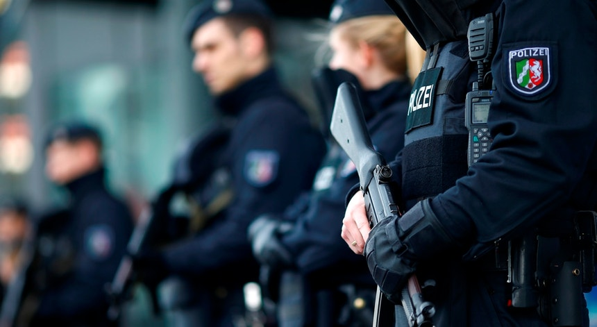 Policia alemã (Arquivo)