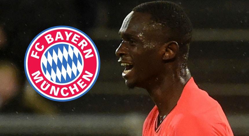 Tanguy Kouassi é uma aposta de futuro do Bayern de Munique