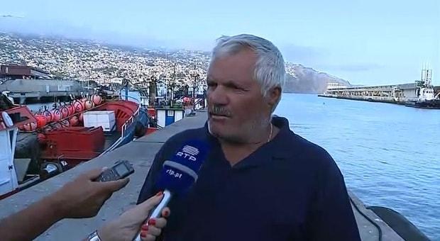 Mestre Gregório contou as horas difíceis vividas pelos pescadores
