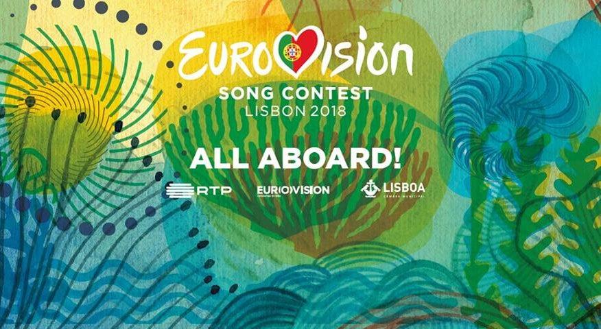 Image result for Festival Eurovisão da Canção 2018