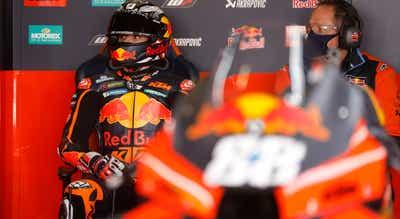 Miguel Oliveira recorda Rossi como uma lenda