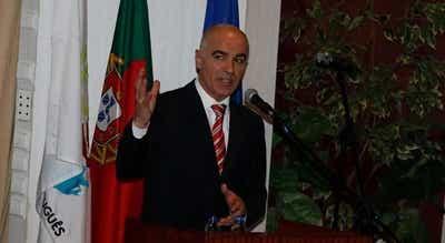 António Nobre é candidato à federação de atletismo