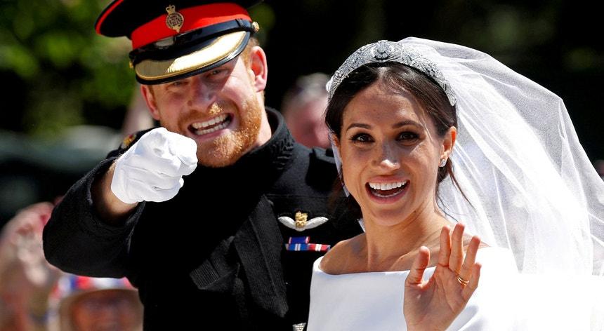 Meghan Markle contou que chegou a pedir ajuda psiquiátrica e que esta lhe foi recusada pela família real.