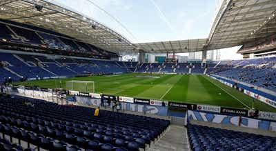 Estádio do Dragão recebe final da Champions