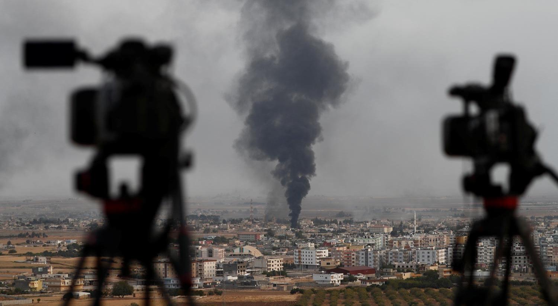 EUA. Turquia aceita suspender ofensiva na Síria para curdos recuarem