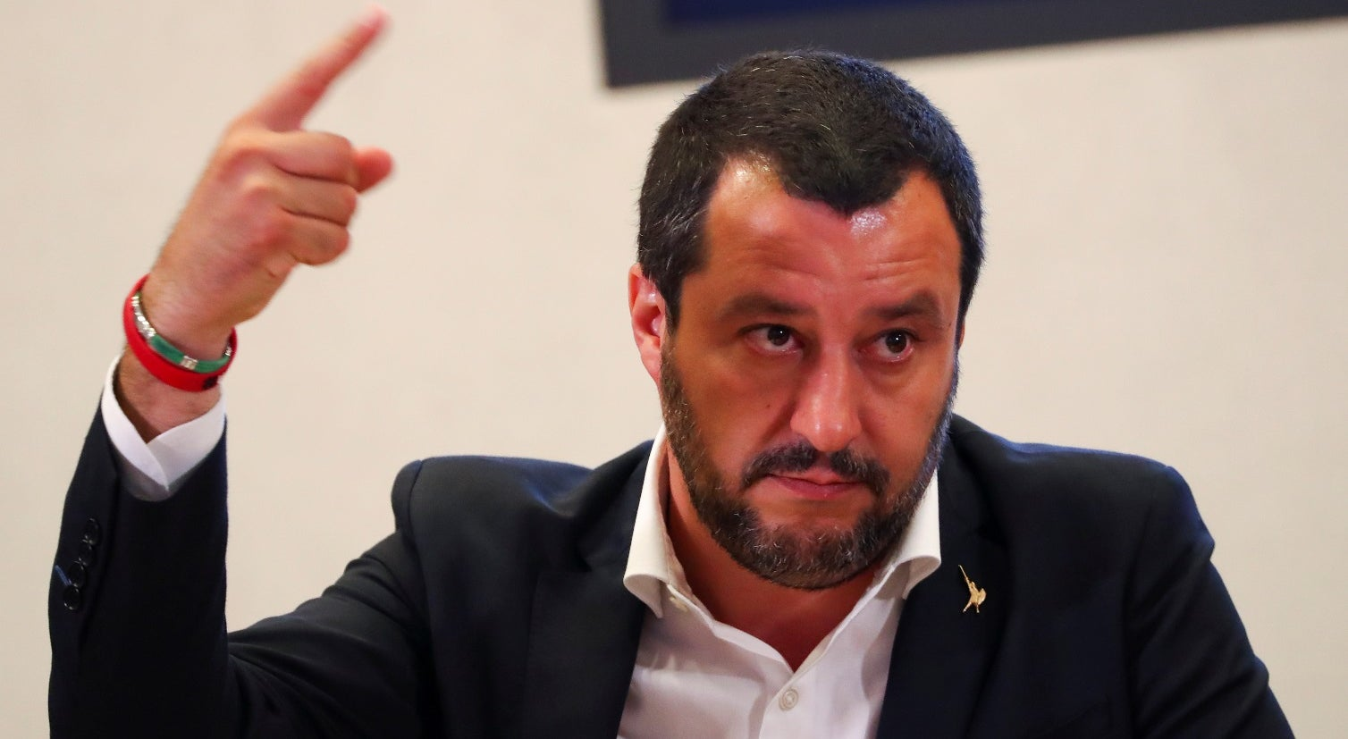 Resultado de imagem para Justiça italiana abre inquérito contra ministro Matteo Salvini