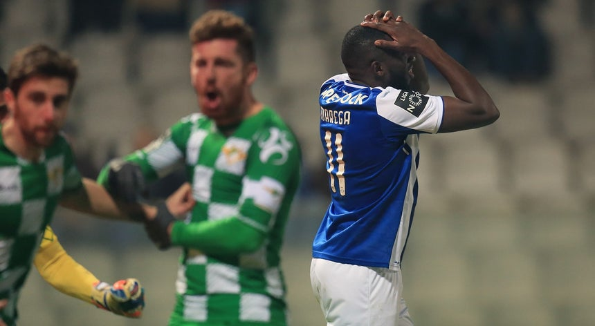 FC Porto intenso e pressionante empata com o Moreirense - 1.ª Liga ... 2b2194a2d96b9