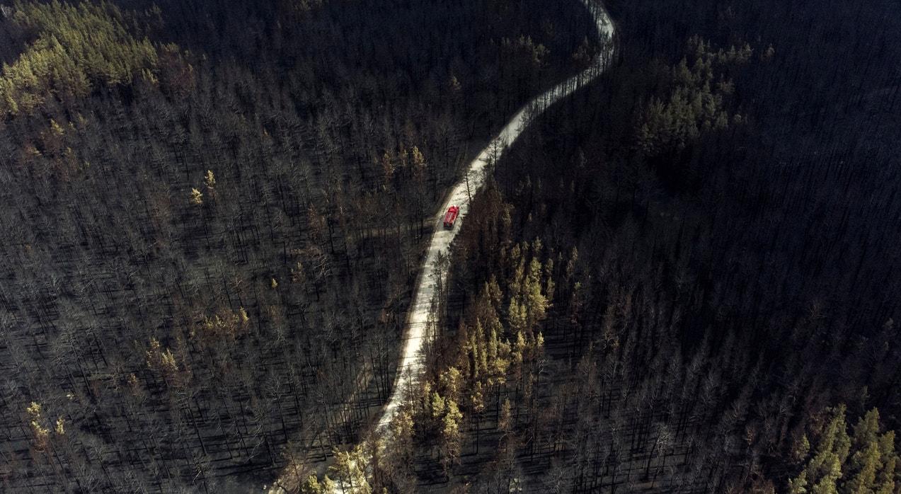 Rússia. Zapasnoye na região de Chelyabinsk | Alexey Malgavko - Reuters