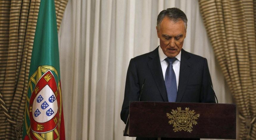 Aníbal Cavaco Silva marcou as eleições presidenciais para 24 de janeiro de 2016.