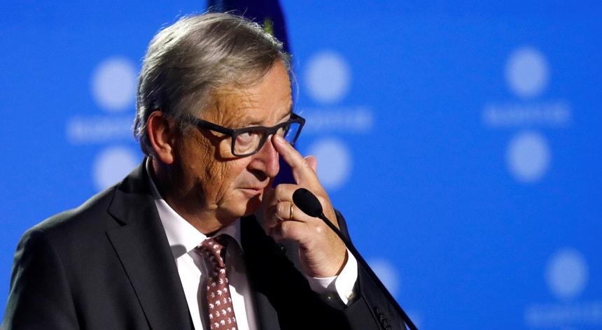 O presidente da Comissão Europeia foi entrevistado por Paulo Dentinho.
