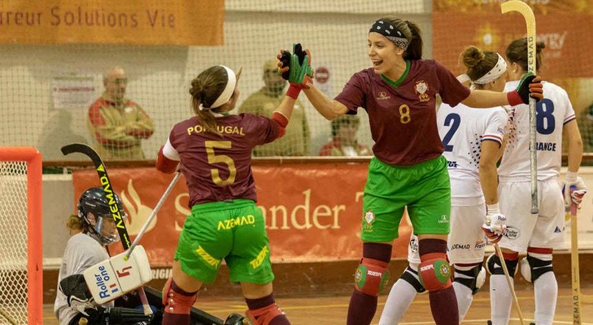 Marlene Sousa e Maria Sofia Silva são dois dos pilares da seleção portuguesa