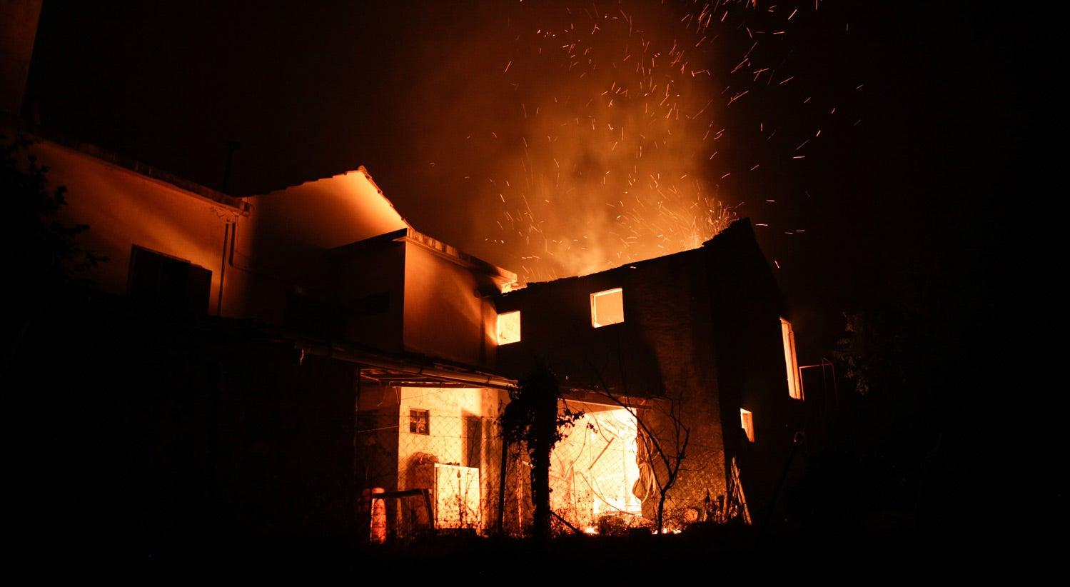 Número de mortos no incêndio em Pedrógão Grande sobe para 25