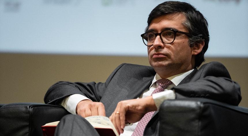 Filipe Vasconcelos Romão, comentador de Política Internacional da RTP