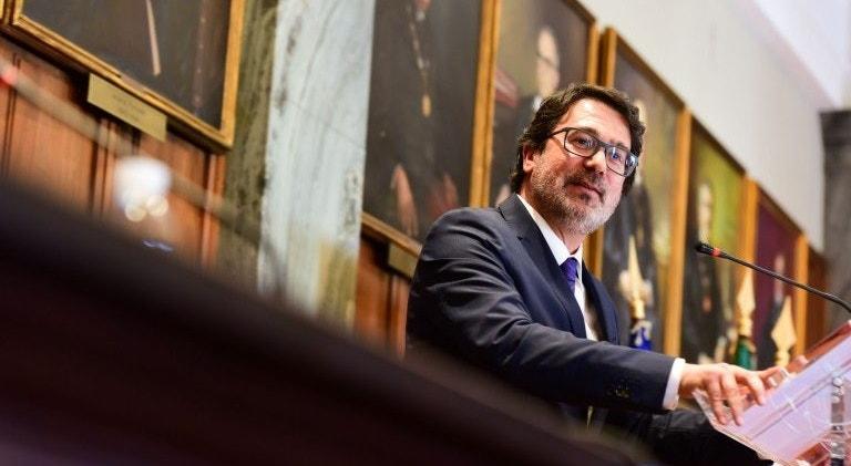 Guilherme Figueiredo, antigo Bastonário dos Advogados