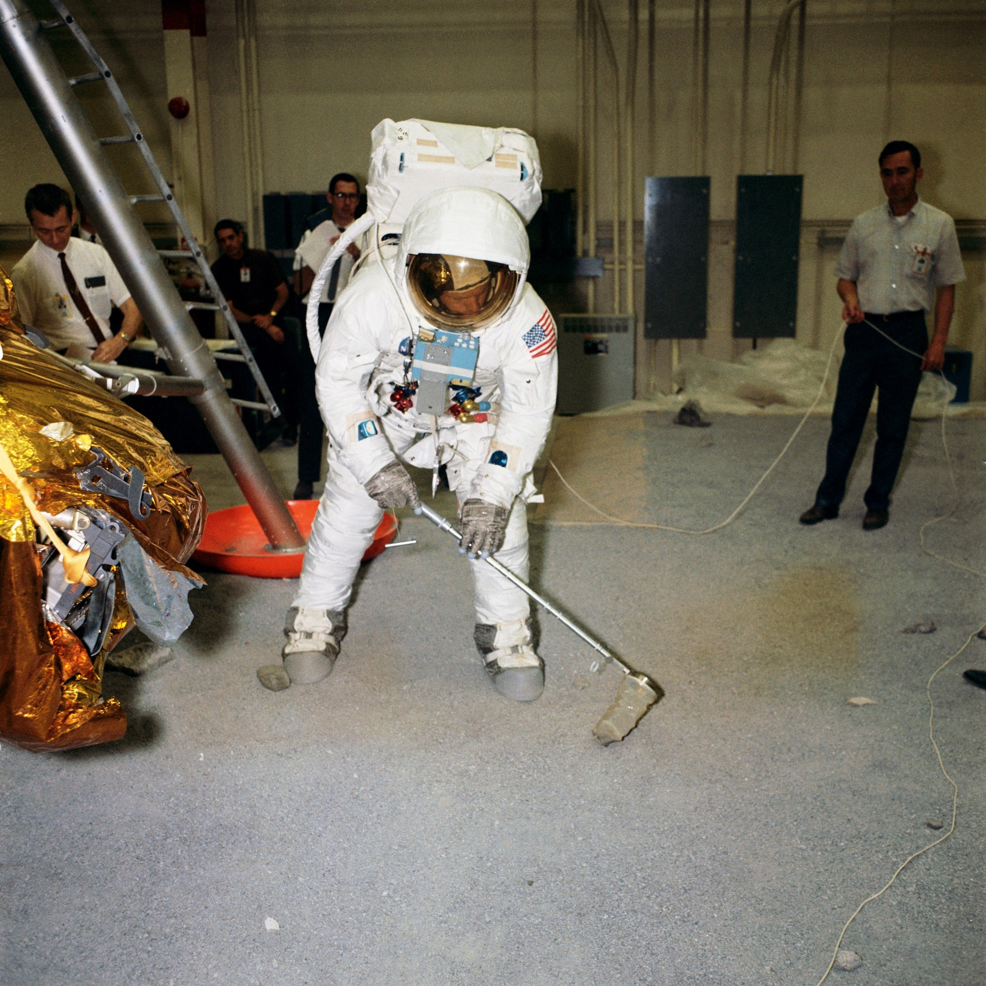 Creditos Fotográficos: NASA Jonhson