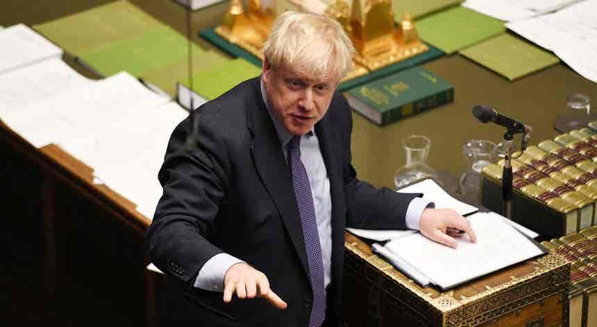 Brexit. Boris Johnson suspende legislação do acordo após derrota parlamentar