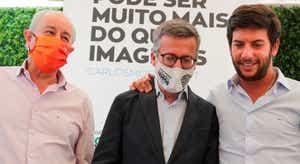 """Rio tem """"feeling"""" na vitória de Moedas e fala de  """"vigarice"""" nas sondagens"""