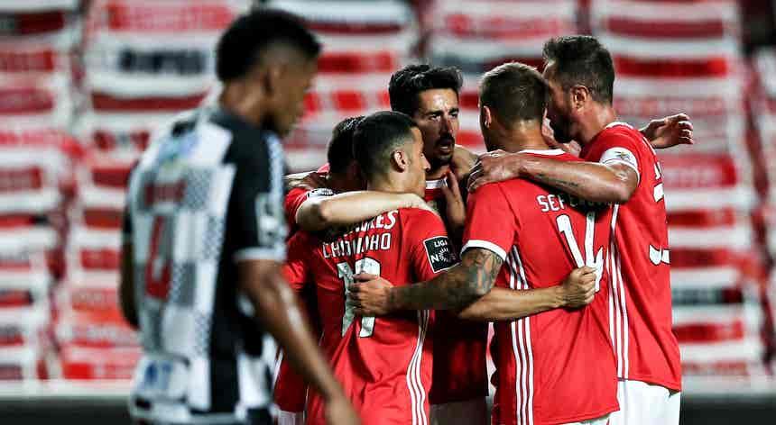 I Liga. Benfica-Boavista