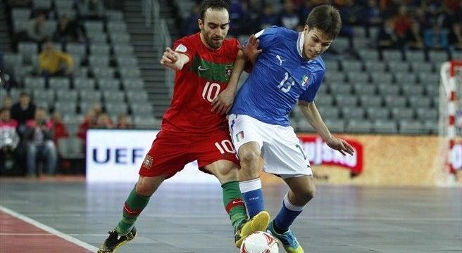 7c5ba3cf1a9d1 Itália elimina Portugal no Europeu de Futsal - Futsal - Desporto ...
