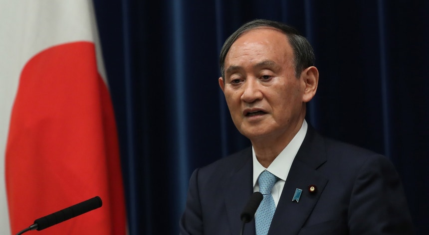 Yoshihide Suga revelou que o Japão intensifica a vigilância sobre os norte-coreanos