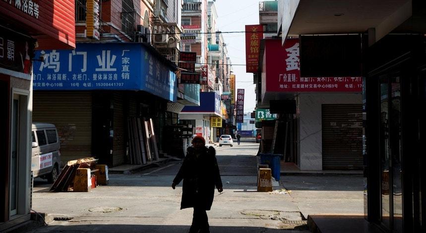 Apesar da aparente calma a China continua a encarar a pandemia com cautela