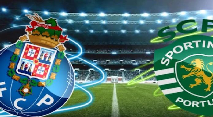 I Liga 87 º Classico Entre Fc Porto E Sporting