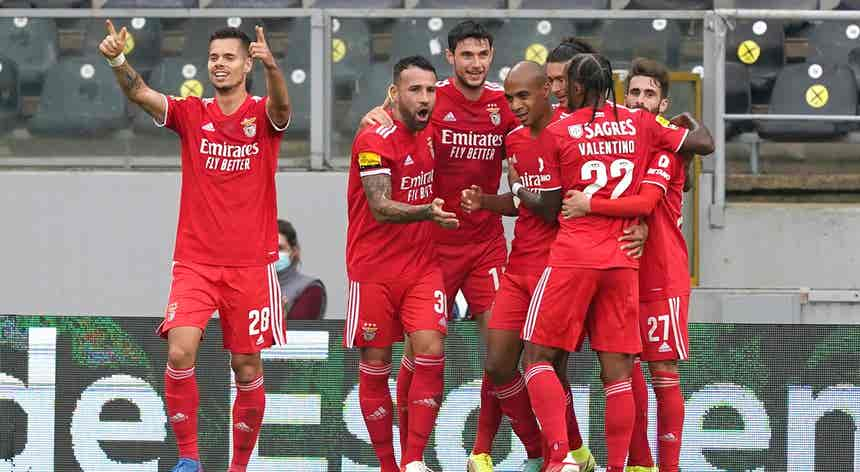 Vitória SC - SL Benfica, I Liga em direto