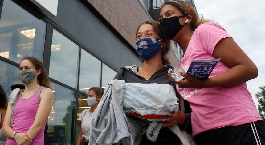 A Califórnia tem sido um dos estados mais afetados pela pandemia