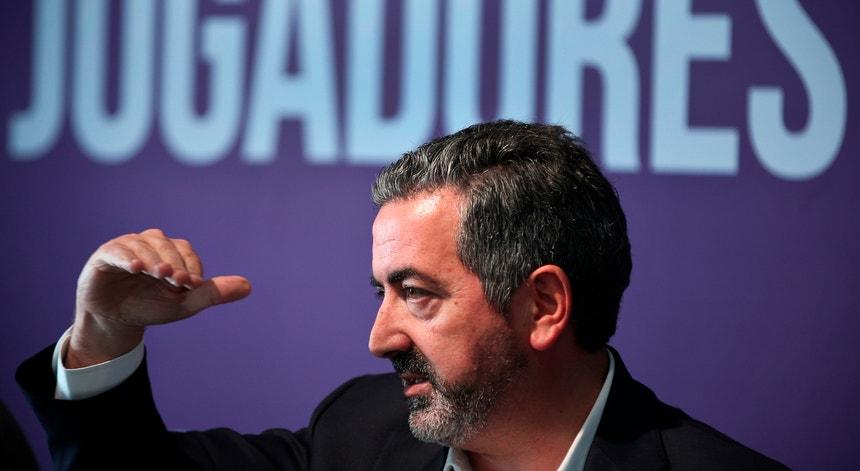 Joaquim Evangelista concorre a um quinto mandato na presidência do sindicato dos jogadores