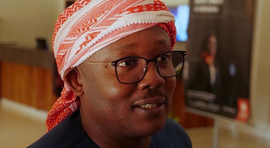 Umaro Embaló fez um discurso de vitória conciliador, após ser eleito presidente da Guiné-Bissau