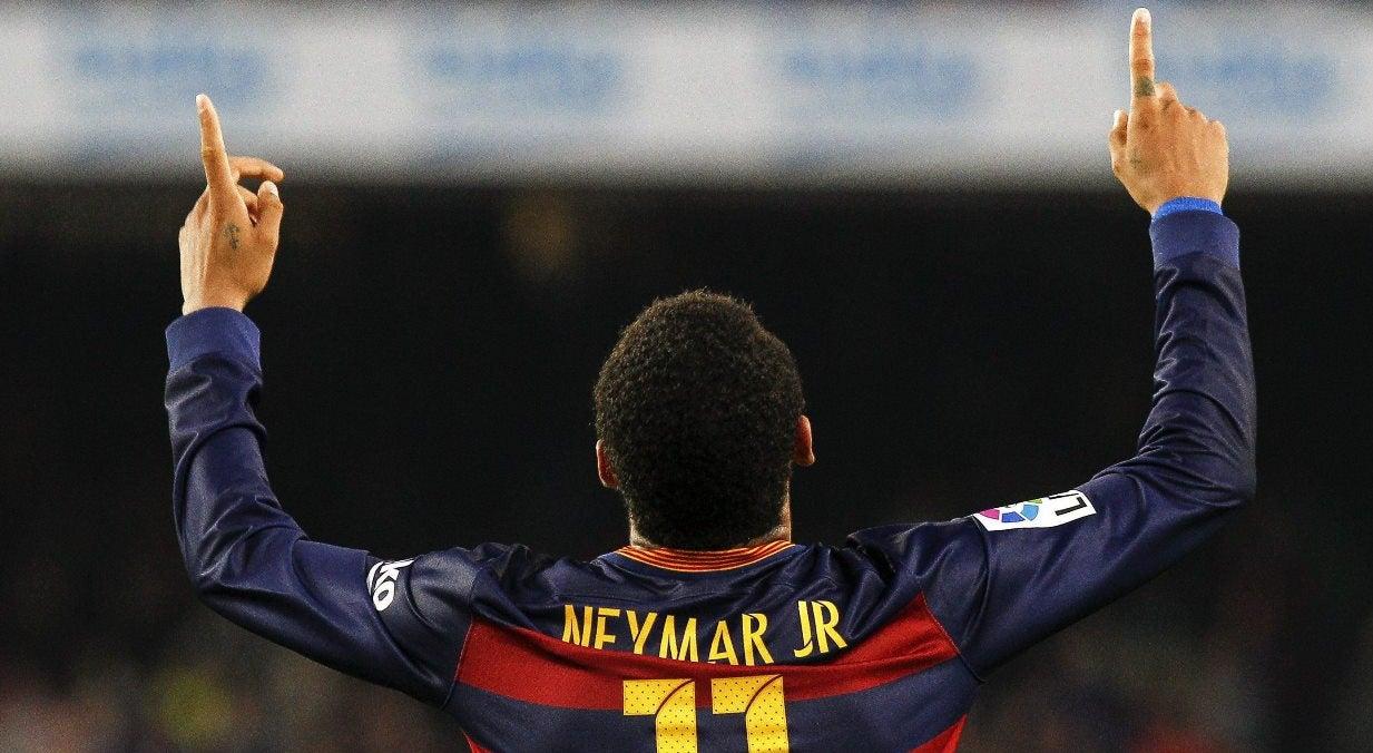 Resultado de imagem para FC Barcelona exige mais de nove milhões a Neymar por incumprimento de contrato