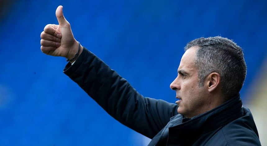 "37218dcb96555 José Gomes. ""FC Porto deve acreditar na Champions"" - Liga Europa ..."