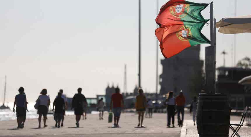 Queda de 5,4%. Portugal sofre maior recuou do PIB na UE no primeiro trimestre