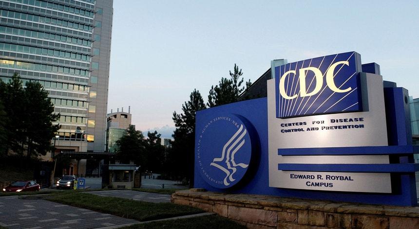 A sede do CDC em Atlanta, EUA
