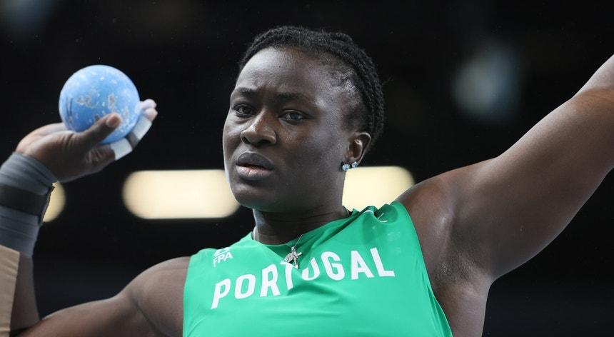 Auriol Dongmo consegue a primeira medalha de ouro para Portugal