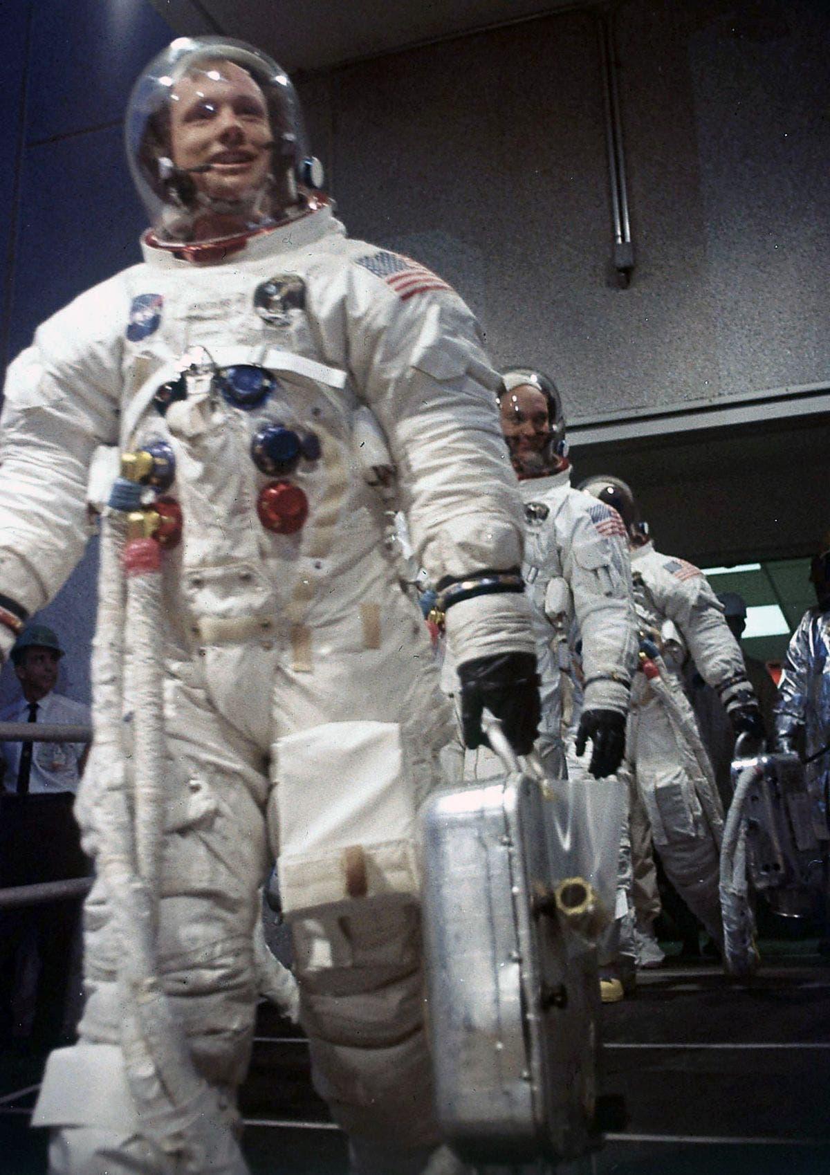 Créditos fotos: NASA/Orlando Sentinel/DR