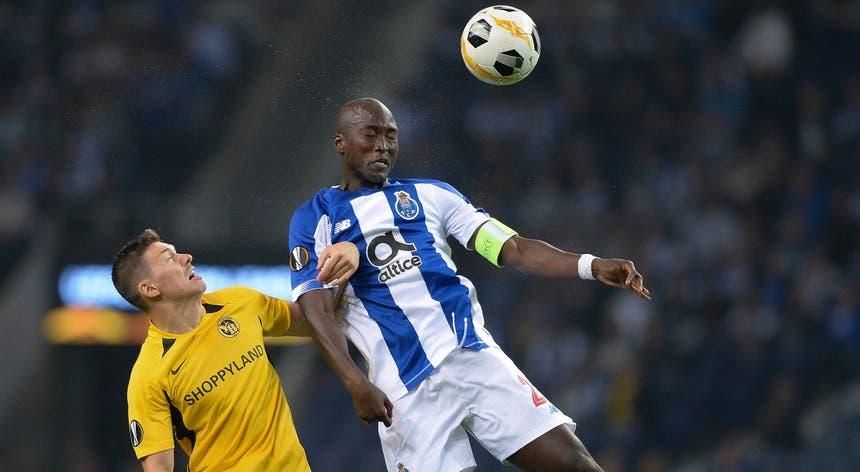 Danilo foi um dos jogadores em destaque no FC Porto