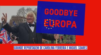 "Grande Reportagem Antena1: ""Goodbye Europa?"