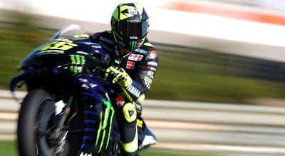 Valentino Rossi, a despedida de uma lenda