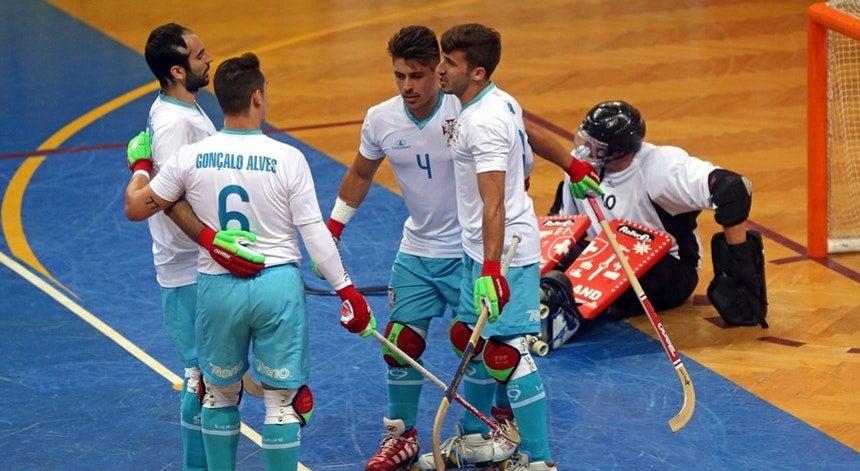 Portugal vence Moçambique por 6-2 e segue no Mundial de Hóquei em Patins