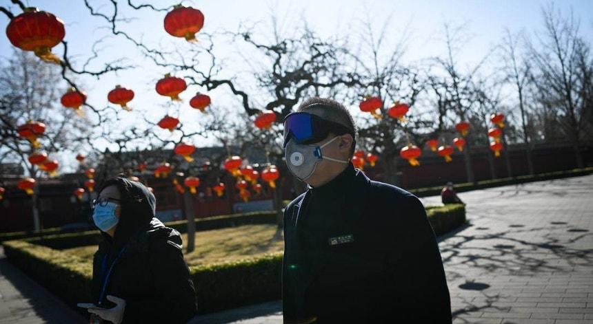 Os chineses vivem dias de alívio face à pandemia