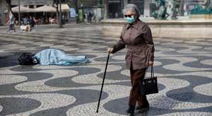 Pandemia agravou o fosso entre pobres e ricos em Portugal