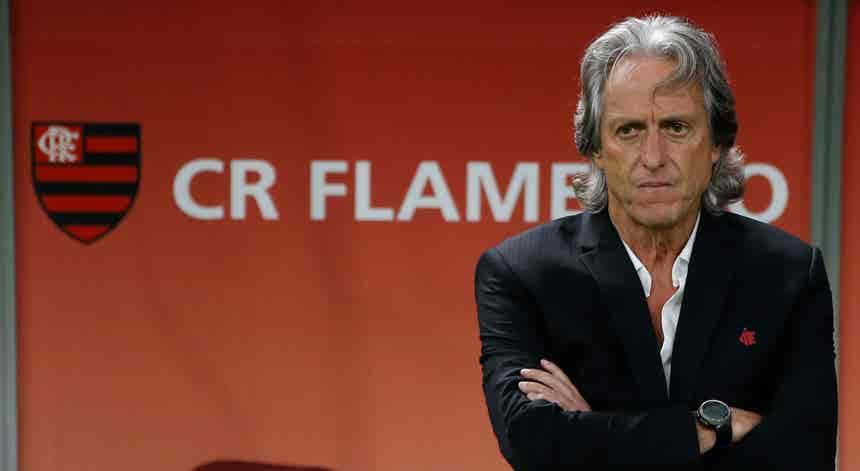 Jorge Jesus pede sete milhões/ano para renovar com o Flamengo